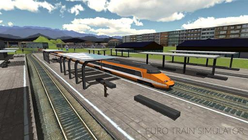 Euro Train Simulator 3.3.1 screenshots 3