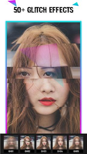 Glitch Video Effect-  Photo Effects 1.0.8 Screenshots 2