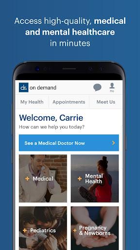 Doctor On Demand 3.51.4 screenshots 2