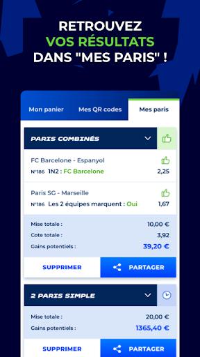Parions Sport Point De Vente - Paris Sportifs  screenshots 8