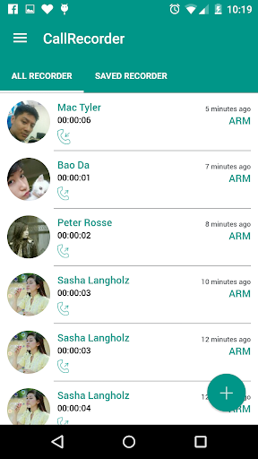HD Auto Call Recorder 2020 android2mod screenshots 1