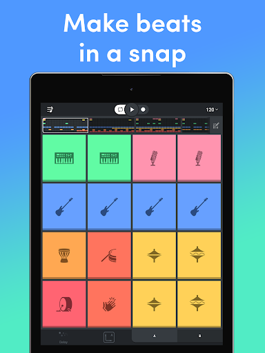 Beat Snap - Music & Beat Maker  APK screenshots 5