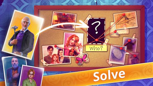 Unsolved: Hidden Mystery Detective Games  screenshots 2