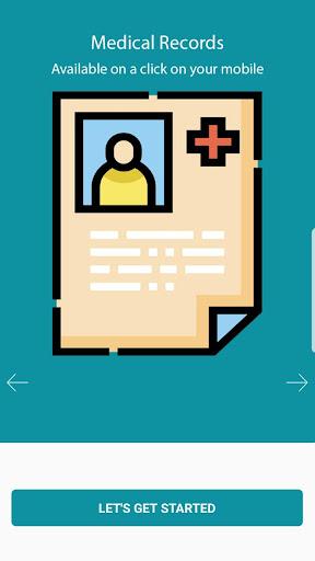 ECHS Beneficiaries App 2.0 Screenshots 2