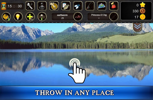 Fish Rain: Sport Fishing Games. Fishing Simulator. 0.1.2.9 screenshots 1