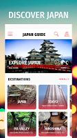 screenshot of ✈ Japan Travel Guide Offline