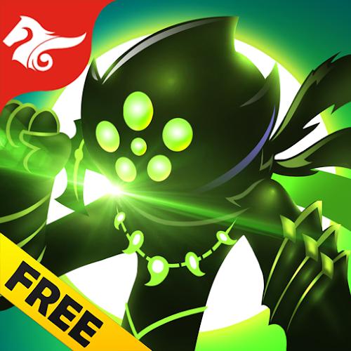 League of Stickman Free- Shadow legends(Dreamsky)(Free Shopp 6.1.4 mod