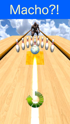 Bowling Puzzle - throw balls  screenshots 3
