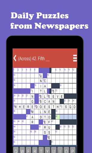 Crossword Daily: Word Puzzle screenshots 6