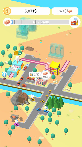 Idle Factories Builder 0.1.22 screenshots 12