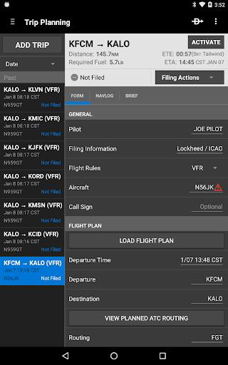 Garmin Pilot 7.7.2 Screenshots 23