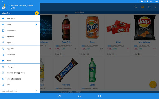 Stock and Inventory Online Apkfinish screenshots 17