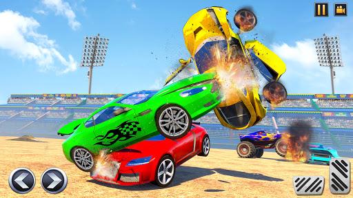 Real Car Demolition Derby Crash Stunts  screenshots 2