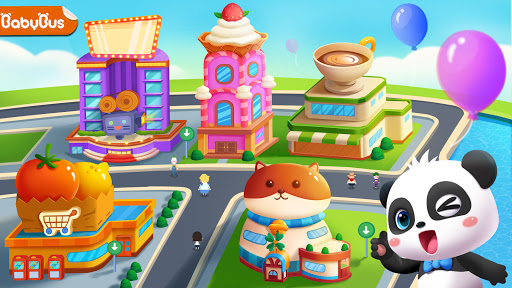 Baby Panda's City  screenshots 6