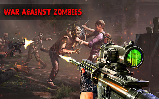 Survival Zombie Shooter - New Shooting Games 2021