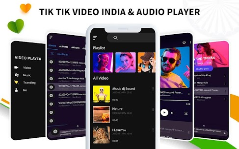 Tik Tik Video Player For Android 1