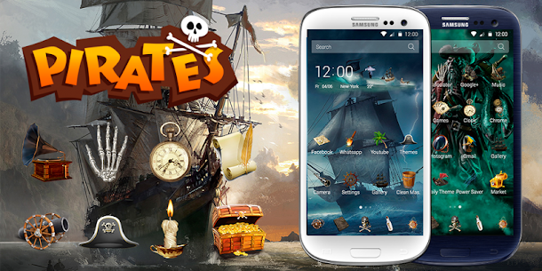 Theme Pirates  Apps For Pc – Free Download On Windows 10/8/7 And Mac 1