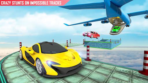 Mega Ramp Car Racing Stunts 3D : Stunt Car Games android2mod screenshots 4
