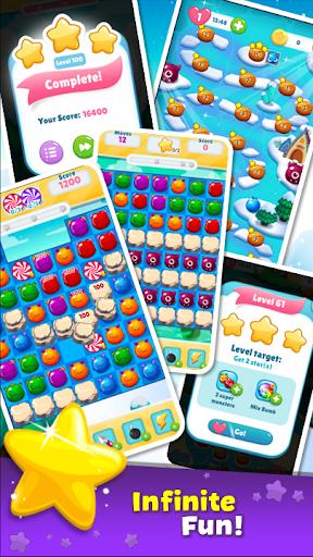 Candy Monsters Match 3 3.0.0 screenshots 5