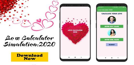 Play love calculator