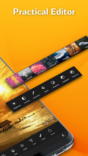 Simple Gallery Pro: Video & Photo Manager & Editor screen 1