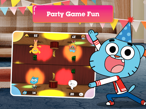 Gumball's Amazing Party Game  Screenshots 18