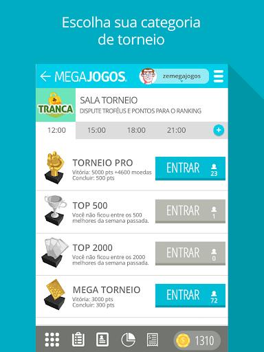 Tranca Online: Jogo de Cartas 104.1.37 screenshots 10