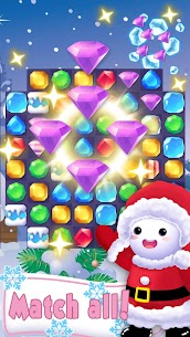 Ice Crush 2020 -A Jewels Puzzle Matching Adventure 3.5.9 Apk + Mod 4