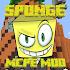 Bikini Bottom City MCPE Sponge Mod