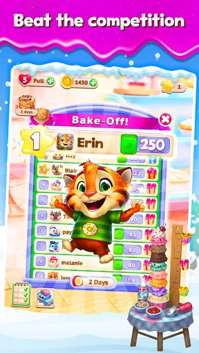 Sweet Escapes: Design a Bakery with Puzzle Games 5.4.490 Screenshots 5