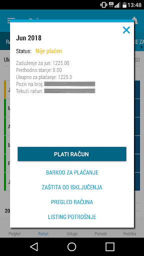 Moj Telenor 1.24 Screenshots 5