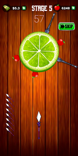 Fruit Spear apkdebit screenshots 1