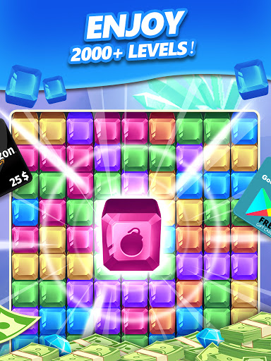 Lucky Diamond u2013 Jewel Blast Puzzle Game to Big Win 1.1.30 Screenshots 9