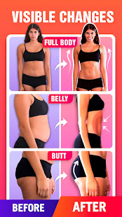 Lose Weight at Home - Home Workout in 30 Dayslose