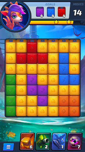 Rumble Blast u2013 3 in a row games & puzzle adventure 1.7 screenshots 7