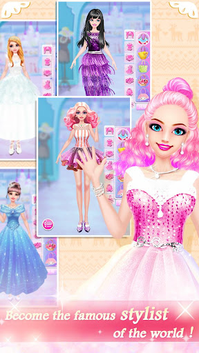 Fashion Shop - Girl Dress Up 3.7.5038 screenshots 5