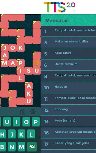 Teka Teki Silang 2.0 modavailable screenshots 12