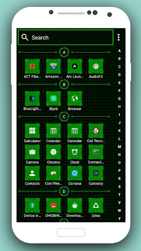 High Style Launcher 2020 - hitech homescreen theme 37.0 Screenshots 7