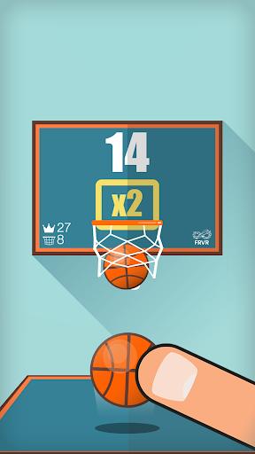 Basketball FRVR - Shoot the Hoop and Slam Dunk! screenshots 5