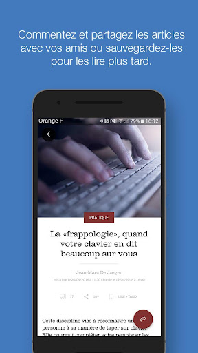 Le Figaro.fr: Actu en direct 5.1.25 Screenshots 3