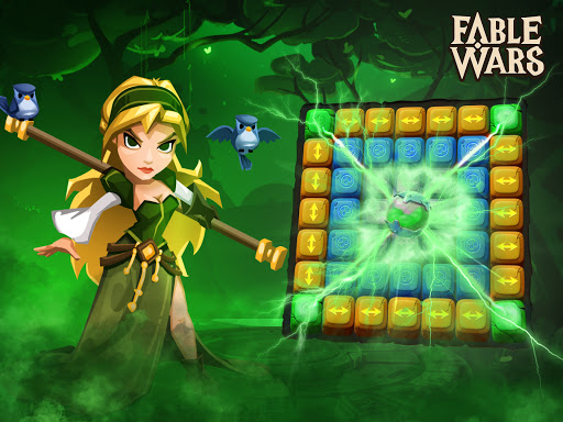 Fable Wars: Epic Puzzle RPG  screenshots 16