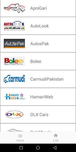 Used cars for sale Pakistan 1.71 Screenshots 1