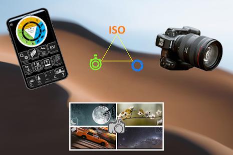 Photographer's companion Pro Screenshot