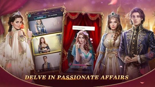 Game of Sultans MOD (Unlimited Diamonds/VIP) 3