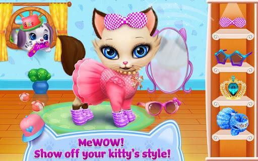 Kitty Love - My Fluffy Pet 1.2.1 screenshots 7