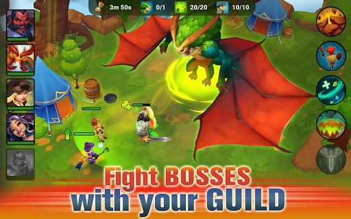 Summon Age: Heroes apkdebit screenshots 14