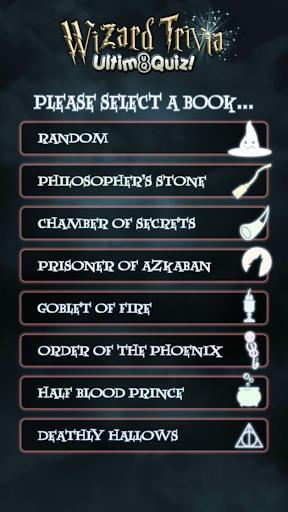 Harry Potter Wizard Quiz: U8Q 2.0.1 Screenshots 18