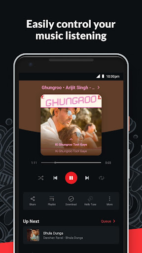 Wynk Music- New MP3 Hindi Songs Download HelloTune 3.11.4.0 screenshots 4