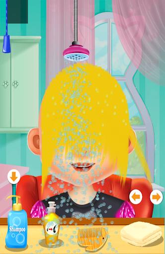 Hair Salon & Barber Kids Games  screenshots 4