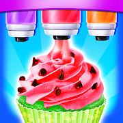 Cupcake Games: Casual Cooking